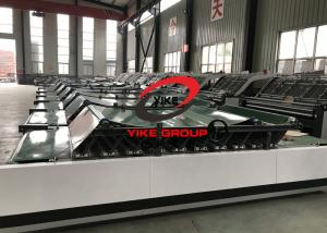 China YIKE GROUP Automatic Flute Laminating Machine 1300A 1450A 1650A For Beer / Wine Box on sale