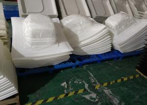 China Polystyrene Vacuum Forming Abs Plastic Cover Enclosures For Electrical Device on sale
