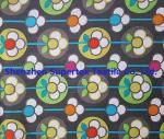 40S 100GSM Cotton Poplin Fabric Flower Printed Cotton Fabric