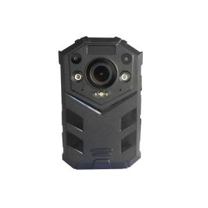 China Multi-Functional 140 degree Wide Angle Body Worn Camera GPS IR Night Vision IP67 Police Camera on sale