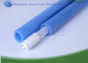 China customized design epe foam protective package foam tube for LED light on sale