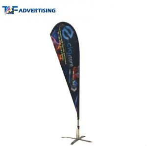 China Promotion Custom Flag Banners Extensive Waterproof Washable Glossy Surface on sale