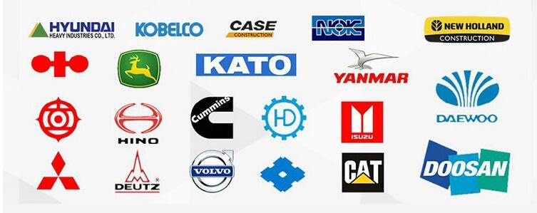 Professional Supplier Of Excavator Spare Parts, Aftermarket