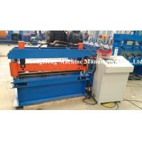 China Automatic Leveling And Cut To Length Machine For 2mm Thickness 15 Meters Speed on sale