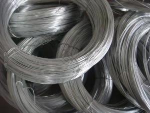 China 0.3mm - 5.0mm Hot Dipped Galvanized Steel Wire Rod For Armouring Cable on sale