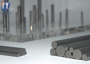 China Durable Tungsten Carbide Rounds / Tungsten Bar Stock Various Grades And Sizes on sale