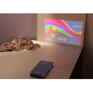 China LCD/USB/AV/SD Card hd pocket laser pico projector on sale