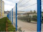 Easily Assembled Galvanized PVC Coated Welded Wire Mesh Fence