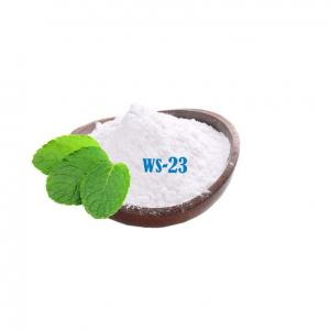 China Wholesale Bulk Food Additive CAS 51115-67-4 WS-23 Cooling Agent WS-23 on sale
