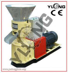 China Yulong Brand small pellet mill for wood on sale