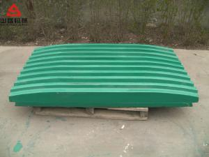 China metso jaw plate with low price hot sale on sale
