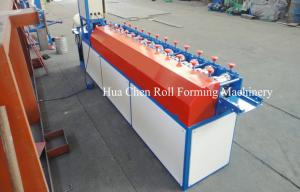China Hydraulic Cr12 Steel Shutter Door Roll Forming Machinery for Garage Door on sale