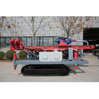China Crawler Hydro Percussive 42mm Geotechnical Drill Rig on sale