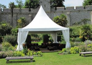 China High Peak white color  Garden Pagoda Gazebo Canopy Tent 3*3m with cheap factory price on sale