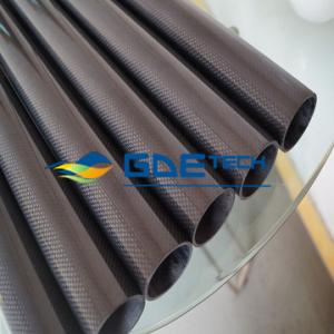 China Carbon Fiber Tube Manufacturing, Purchasing the 3K carbon fiber Tube/shaft from Manufacturer on sale
