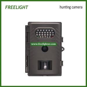 China Cheap Low Glow 8MP Digital IR Game Trail Scouting Hunting Camera 32GB SD card Support on sale