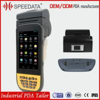 Mobile Printers All in one with Best Portable Multifunctional fingerprint collector and 4G WWLAN