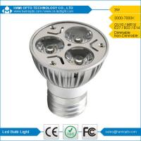 Dimmable led spotlight led commerical light wide voltage