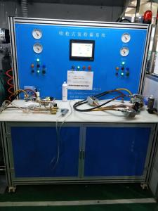 China 40 Bar Leak Test System , Helium Leak Testing Equipment Air Conditioning Pipeline on sale