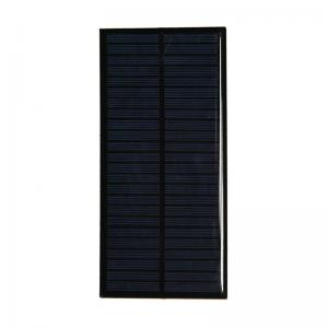 China small solar modules with 2w 6v Epoxy Solar Panels, Mini Solar Cells Polycrystalline Silicon Solar panel on sale