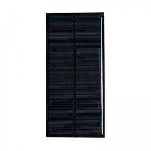 China small solar modules with 2w 6v Epoxy Solar Panels, Mini Solar Cells Polycrystalline Silicon Solar panel on sale