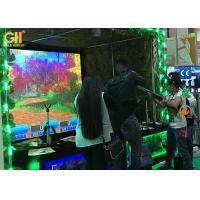 China Metal Cabinet Material Virtual Hunting Air Gun Shooting Games on sale