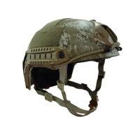 China Men Ballistic Military Bulletproof Helmet Lightweight , Army Ach Helmet on sale