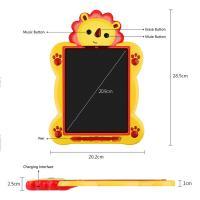 Eco-friendly paperless home school office kids LCD small blackboard LCD writing borad