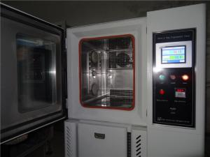 China Humidity testing Low and empty water level alarm Temperature Humidity Chamber supplier