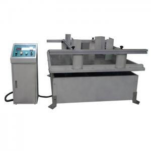 China Low Noise Vibration Test Equipment Simulated Automobile Vibration Test Bench on sale
