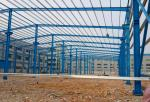 Prefab Factory Building Structural Steel Frame Construction Warehouse