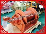 custom built 20 ton free fall hydraulic winch free fall winch from china factory