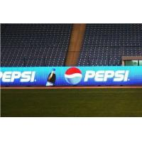 Waterproof Static Stadium Perimeter LED Display With Big Viewing Angle