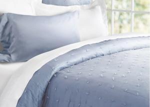 China 100% Tencel Handmade Modern Bedding Sets Duvet Covers And Shams 4 Pcs on sale