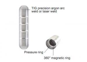 China Commutateur de flotteur magnétique de série de MF/type durable commutateur de flotteur de niveau hermétiquement scellé on sale