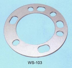 China 5 & 6 Holes Wheel Hub Centric Spacers, WS-103 Aluminium Wheel Spacers on sale