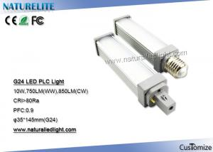 China 10W  G24 Lamp Plc Led Light  850LM Replacement Of Rraditional Incandescent on sale