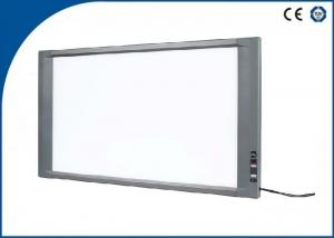 China Double LED X Ray Film Viewer Independent Rotary Knob Control with Aluminum Alloy Frame on sale