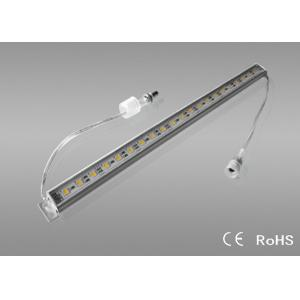China Waterproof Led Light Bar 18W 5050 SMD LED Rigid Bar 12v Led Light Bar on sale