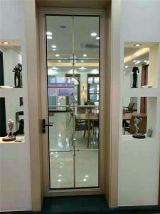 China aluminum frame casement door swing door supplier import doors on sale