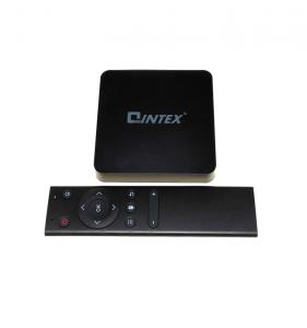 China QINTEX Real HD 1080P Kodi preinstalled S805 Android Smart TV Box 1GB+8GB android4.4 tv box with iptv channels on sale