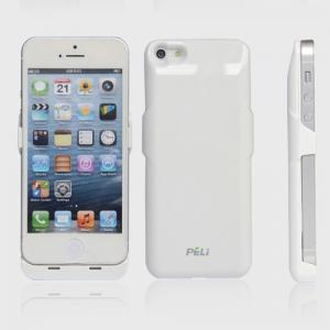 China High Capacity iPhone External Battery Charger ,Fashion 2200mAh Mobile Power Bank on sale