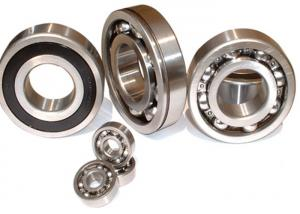 China 30x62x16mm High Speed 6206 High Precision Open Type Deep Groove Ball Bearing for Machinery on sale