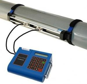 China portable ultrasonic flow meter on sale