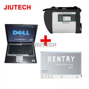 China MB SD Connect Compact 4 Star Diagnosis Plus Dell D630 Laptop 4GB Memory Software Installed Ready to Use on sale
