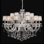 Lustre en cristal tropical pour le blanc frais d'éclairage à la maison (WH-CY-121)