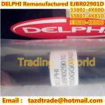 Inyector reciclados original EJBR02901D/33800-4X800 /33801-4X810 /33801-4X800 de DELPHI