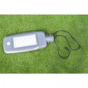 China 6000lm Solar Powered Outdoor Street Lights 40w IP65 12V Auto Intensity Controlled on sale