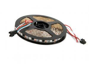 China WS2811 / SK6812 5050 RGB Digital LED Strip Lights / Color Changeable LED Strip Lights / Programmable LED Strip Light on sale