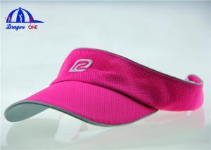 China Adjustable Sports Sun Visor Golf Tennis Headband Cap Hat for Ladies / Women on sale